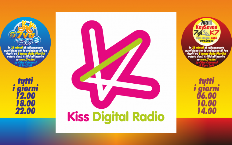 Kiss Digital Radio