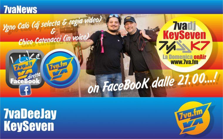 7va DeeJay KeySeven in Diretta FB