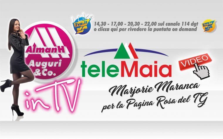 AlmanH tv su TeleMaia