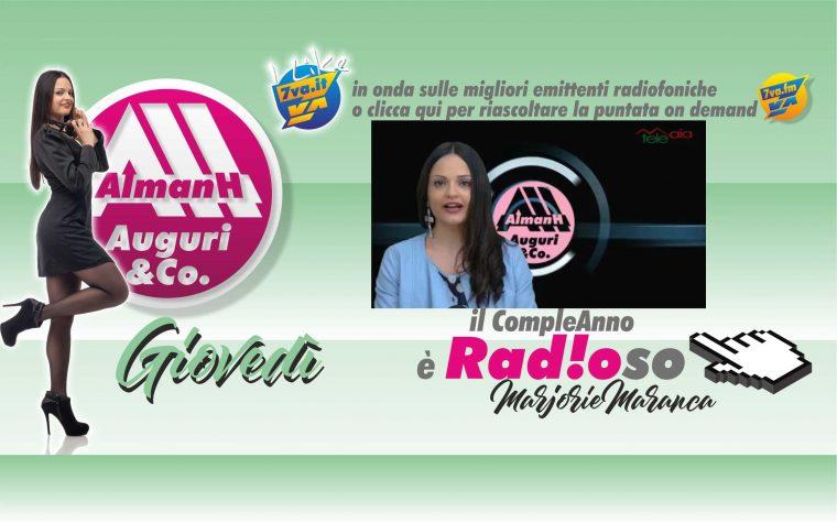 AlmanH del Giovedì in Radio
