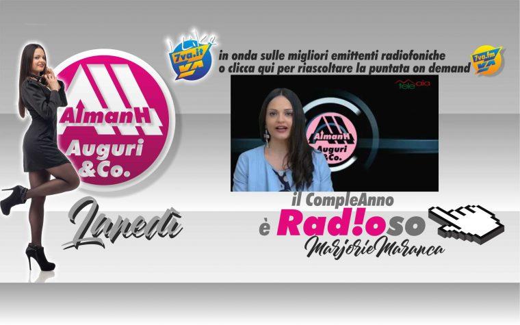AlmanH del Lunedì in Radio