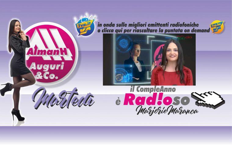 AlmanH del Martedì in Radio