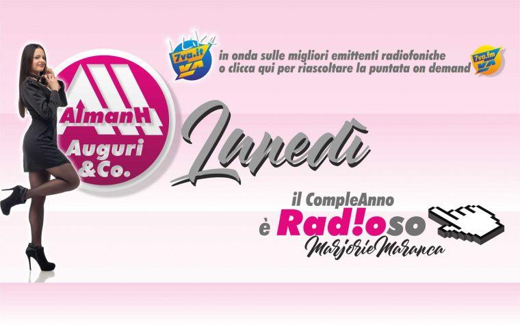 AlmanH in Radio del Lunedì