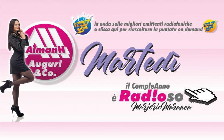 AlmanH in Radio del Martedì