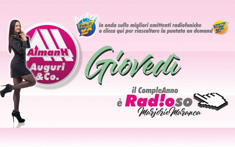 AlmanH in Radio del Giovedì