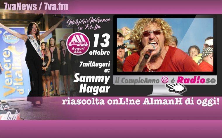 AlmanH YD 1013 Sammy Hagar