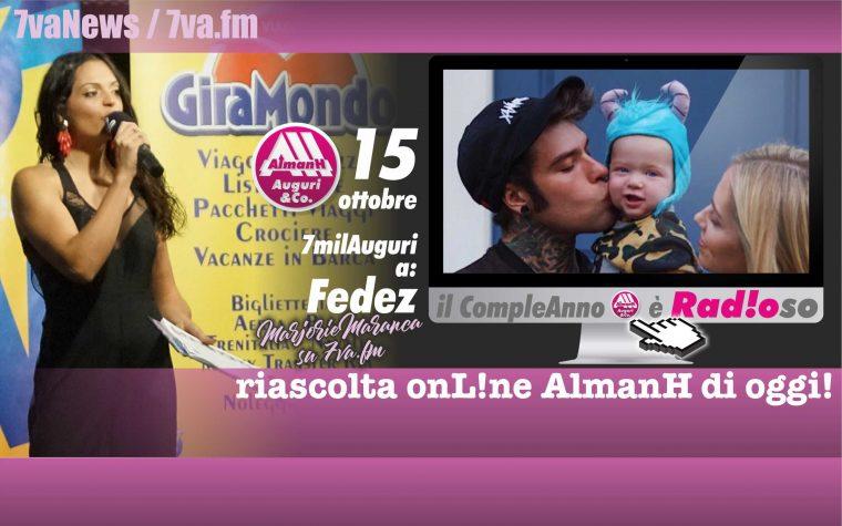 AlmanH YD 1015 Fedez