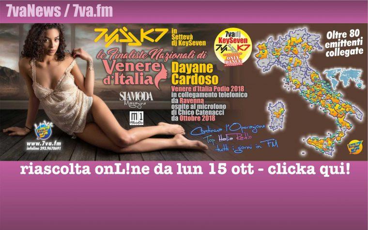 Dayane Cardoso in 7vaDjkSeven