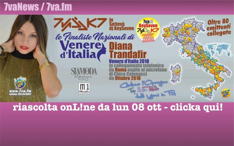 Diana Trandafir in 7vaDjkSeven