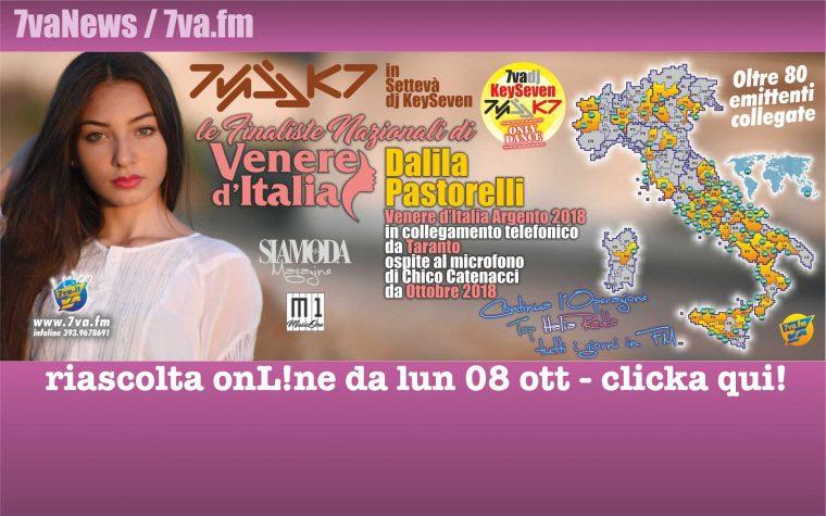 Dalila Pastorelli in 7vaDjkSeven
