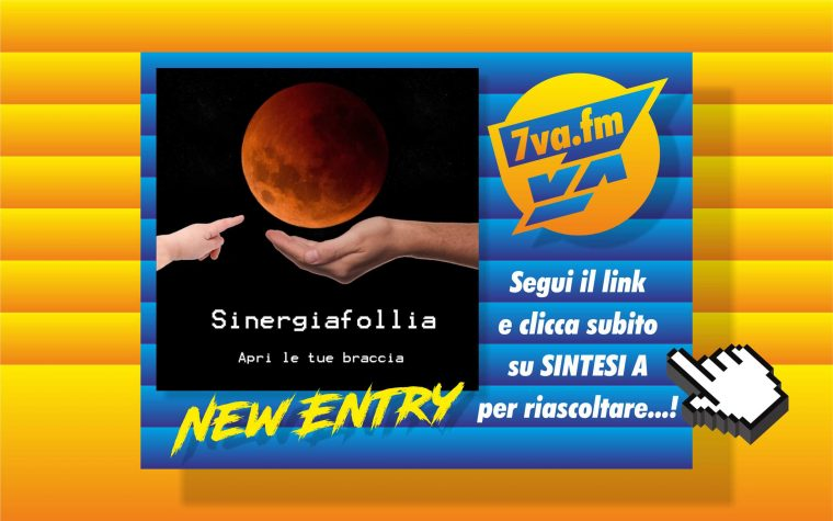 SINERGIAFOLLIA NewEntry in 7va TwoFive