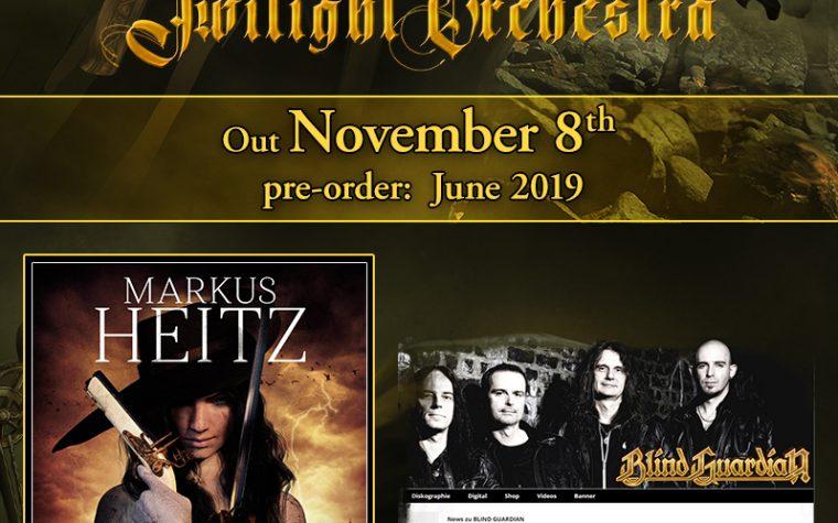 SPECIALE ROCK : Blind Guardian – Dopo 20 anni di attesa esce l'atteso e ambizioso album orchestrale