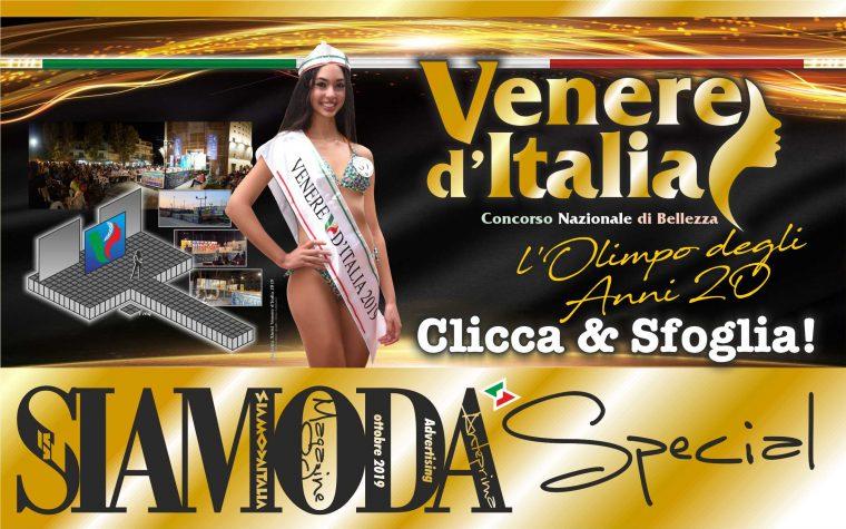 Venere d'Italia – Anni20