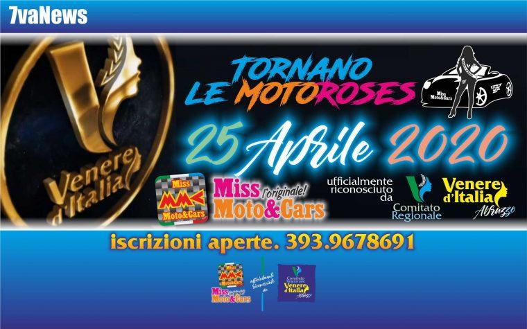 Torna Miss Moto&Cars