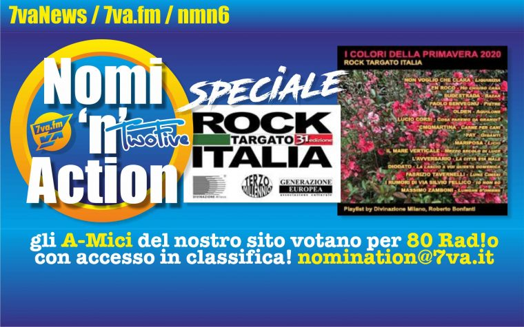 Speciale RTI Compilation – Next!… 7va NoMiNation6 – OnAir sulle 80 TopRad!o
