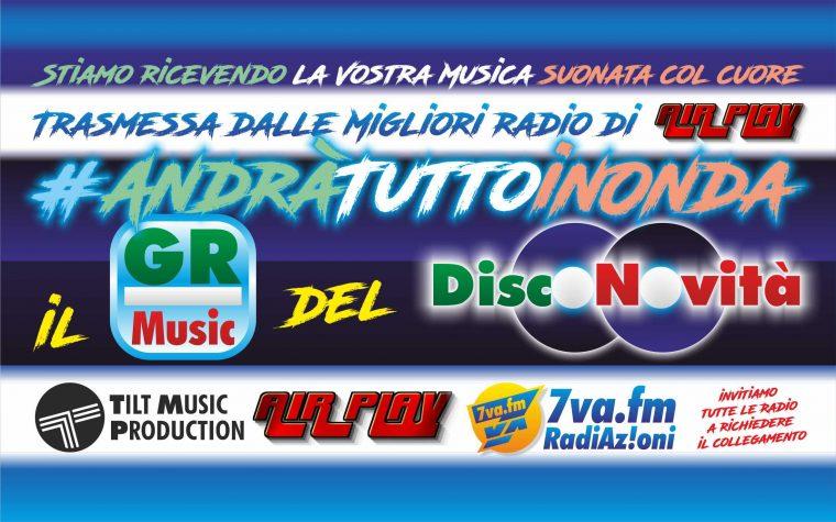 Arriva il GR Music DiscoNovità Edition