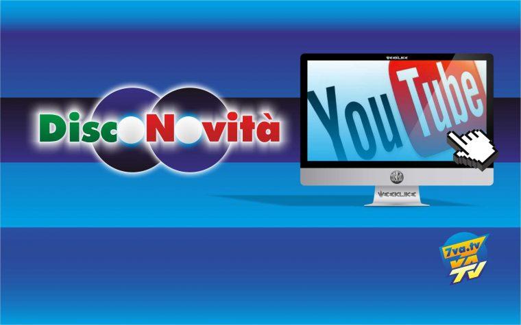 DiscoNovità – il PromoVideo in tv!