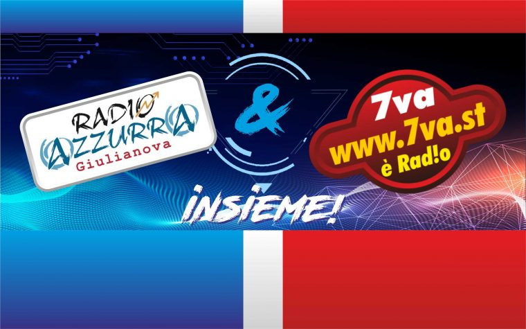 UNITED! Radio Azzurra Giulianova & 7va Digital Radio