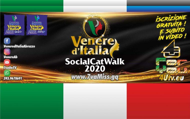 Venere d'Italia: Foto e Video per scegliere onLine le Dee di Marche e d'Abruzzo