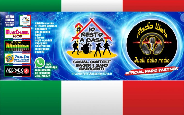 QuellidellaRadio.com tra i partner del NCG Contest (video)