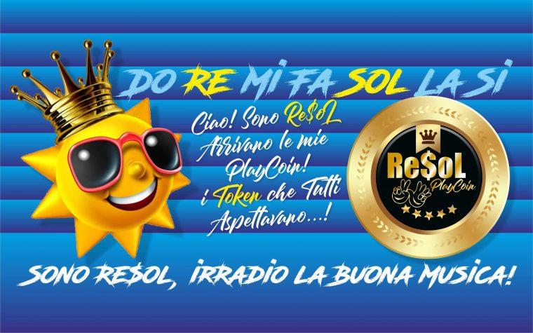 Sono Re$ol, irRadio la Buona Musica!