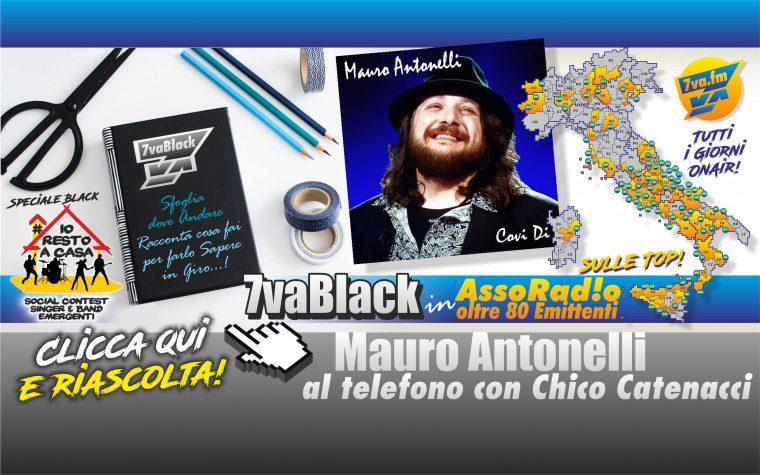 7vaBlack – Mauro Antonelli