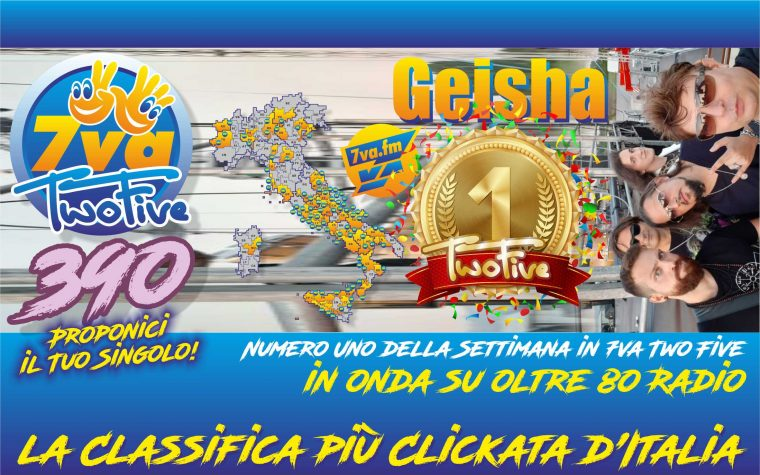 GEISHA – Oro in TwoFive 390