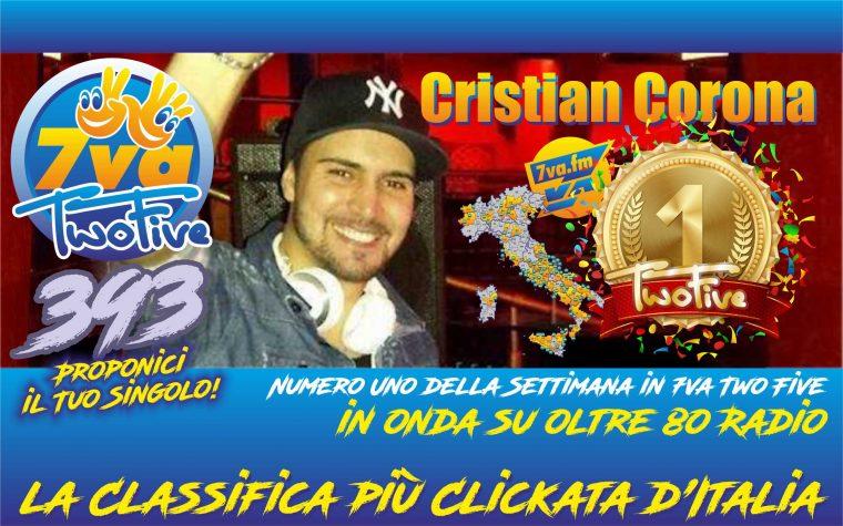 CRISTIAN CORONA – Oro in TwoFive 393