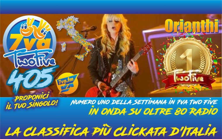 ORIANTHI – Oro in TwoFive 405