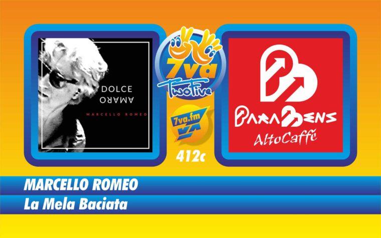 MARCELLO ROMEO – La Mela Baciata – in TwoFive