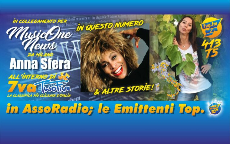 TINA TURNER in MusicOne News by TwoFive413