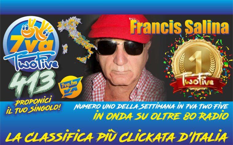 FRANCIS SALINA – Oro in TwoFive 413
