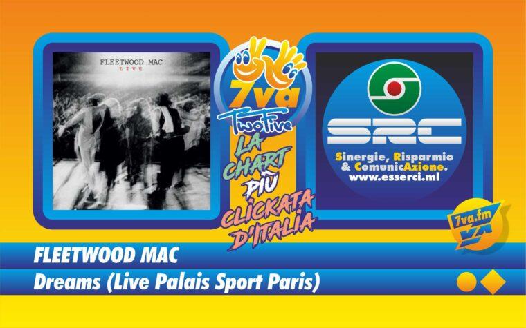 FLEETWOOD MAC – Dreams (Live Paris) – in TwoFive
