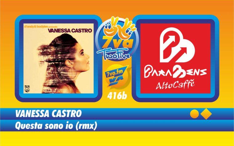 VANESSA CASTRO – Questa sono io – in TwoFive