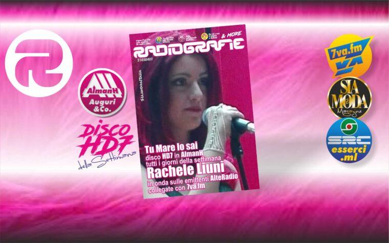 RACHELE LIUNI – Disco HD7 – in AlmanH