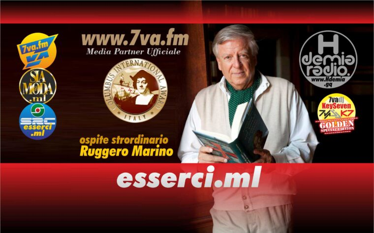 Ruggero Marino ospite K7 Golden Edition