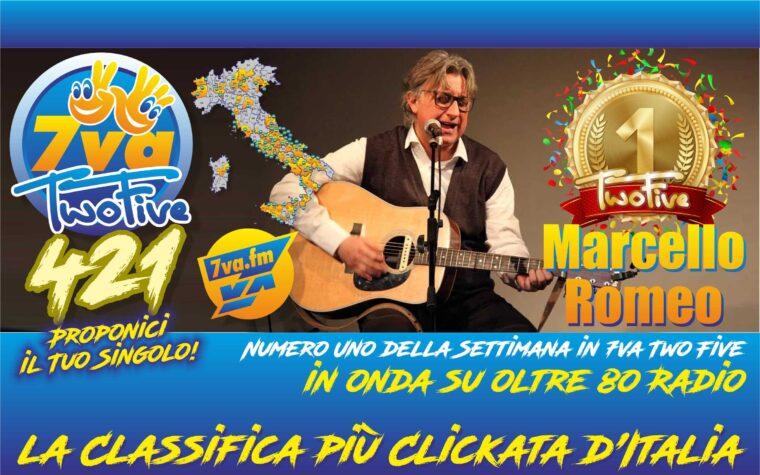 MARCELLO ROMEO – La Mela Baciata – Oro in TwoFive 421