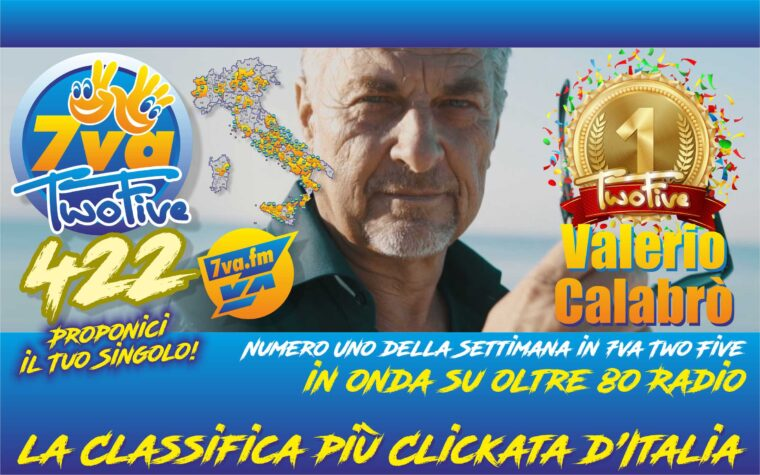 VALERIO CALABRO' – My Band – Oro in TwoFive 422