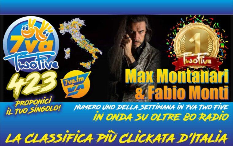 MAX MONTANARI + FABIO MONTI – Orgasmo Telematico – Oro in TwoFive 423