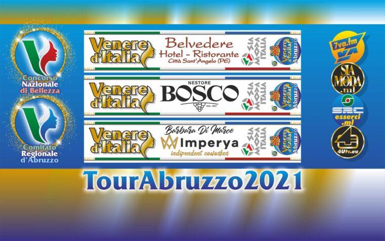 il TourAbruzzo2021 Venere & Turan ringrazia i partner!
