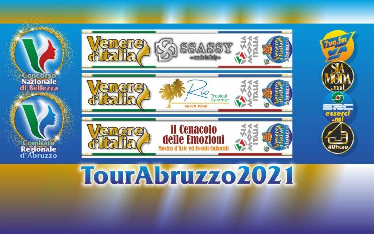 Moda & Cultura per il TourAbruzzo2021 Venere & Turan!