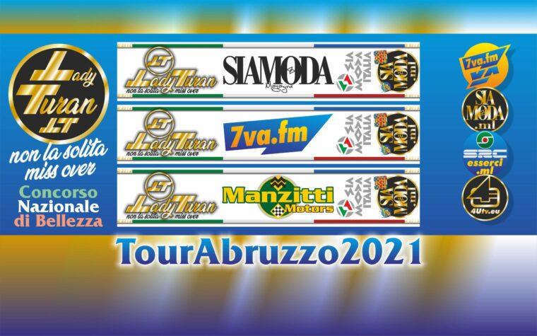 Un Pool Speciale per il TourAbruzzo2021 di Lady Turan!