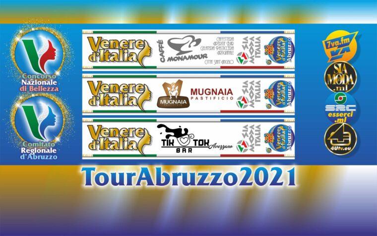 Tradizone & Accoglienza per il TourAbruzzo2021 Venere & Turan!