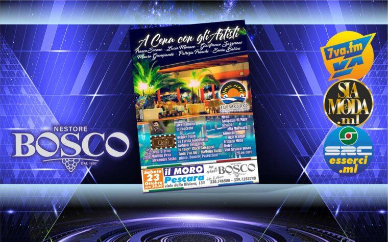 Un nuovo evento Bosco tutto da vivere al Moro